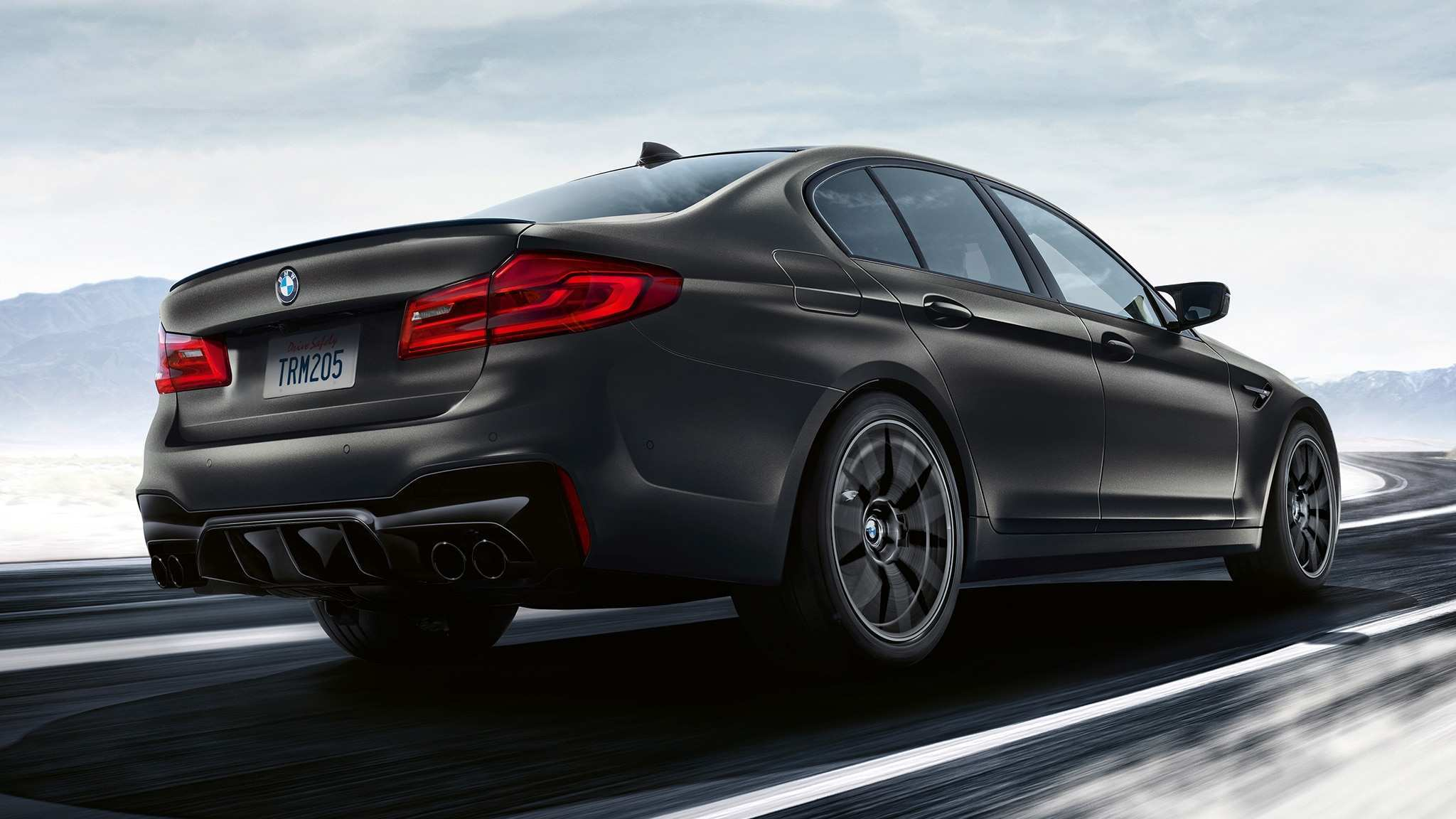 75 All New 2020 Bmw M5 Edition 35 Years Redesign