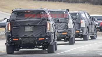 75 All New Chevrolet Suburban 2020 Spy Shots Exterior