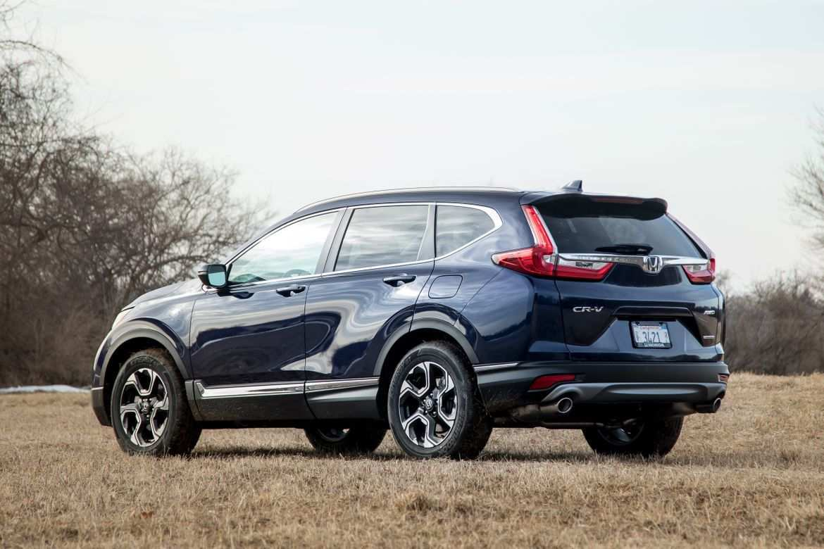 75 Best 2019 Honda Cr V Review And Release Date