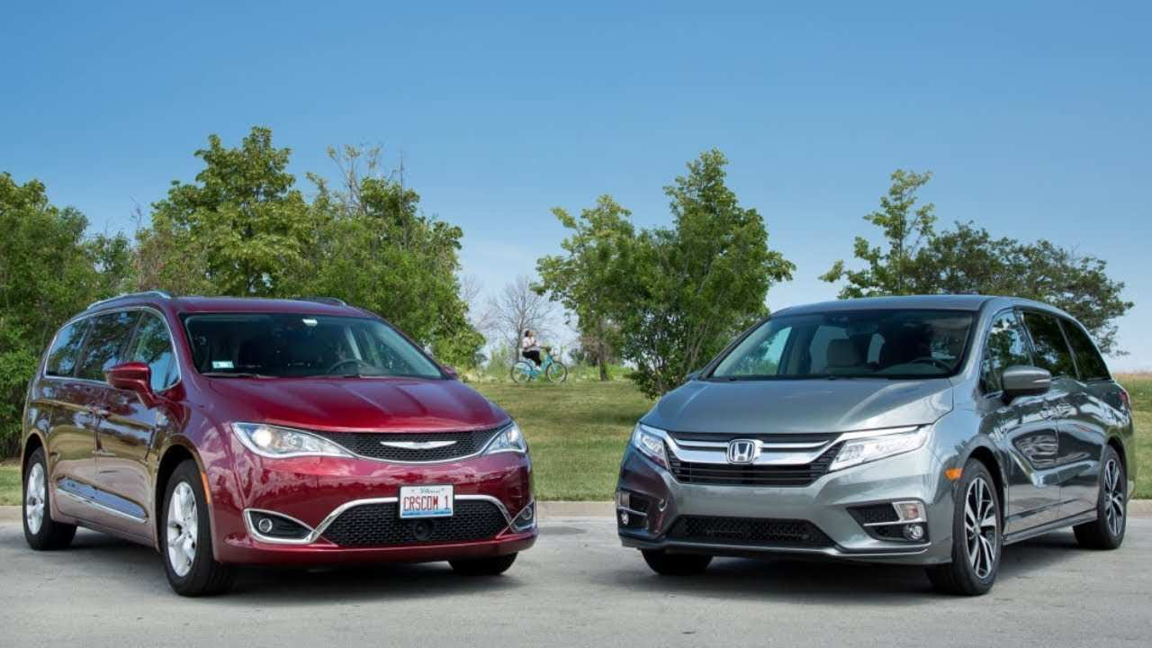 75 New 2019 Chrysler Pacifica Review Picture