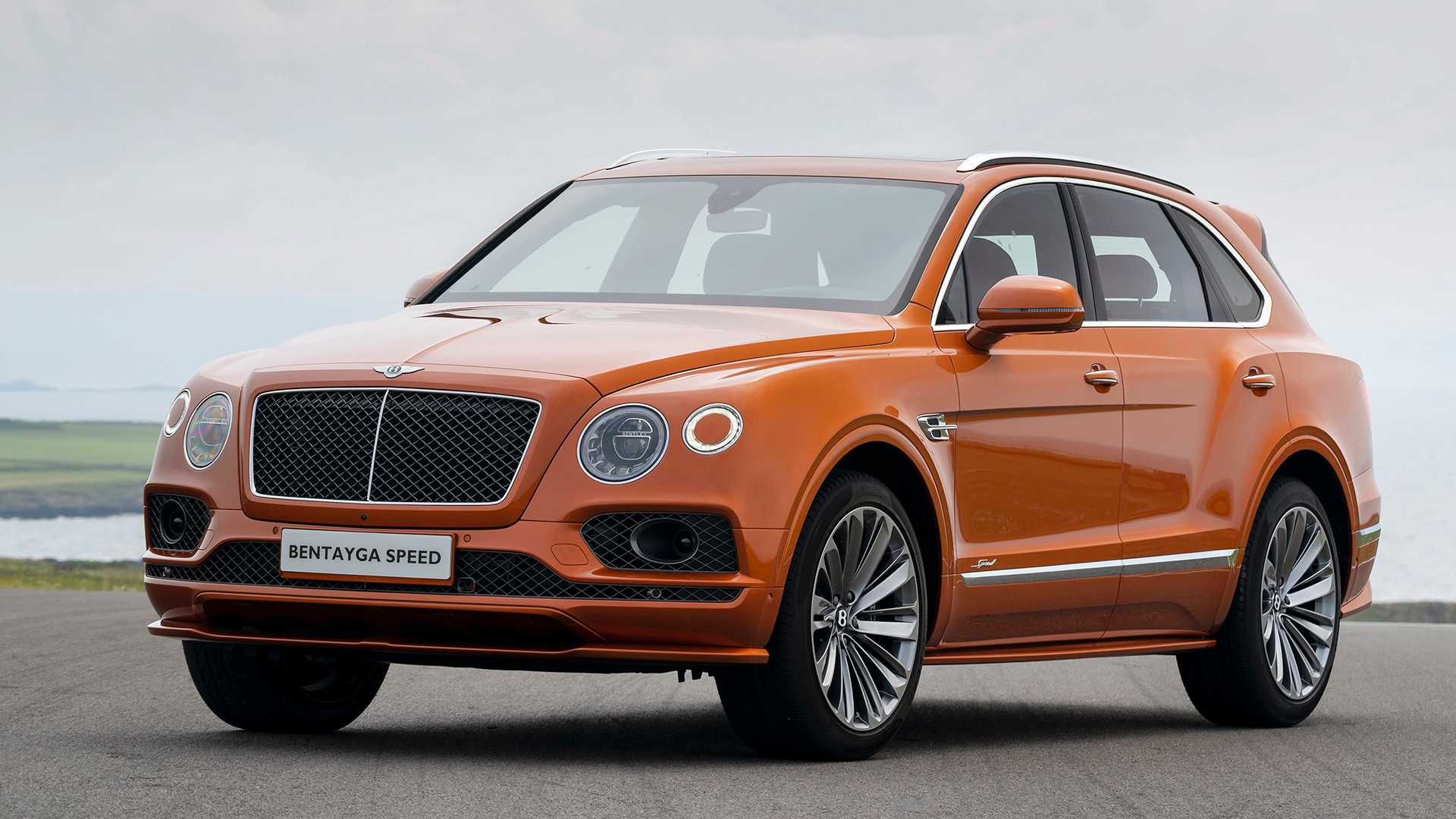 75 New 2020 Bentley Suv Photos