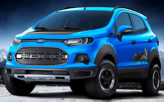 75 New 2020 Ford Ecosport Engine