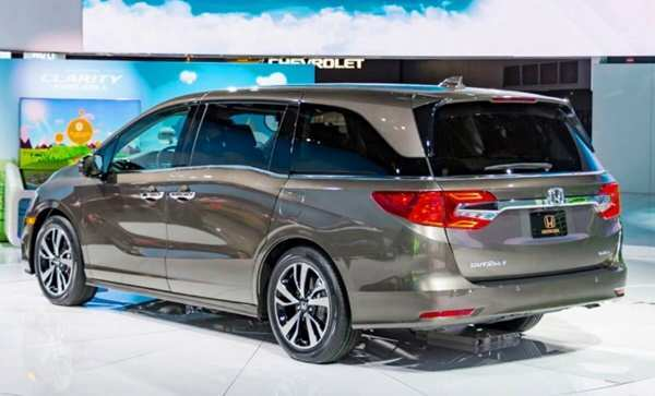 75 New When Will 2020 Honda Odyssey Come Out Specs And Review