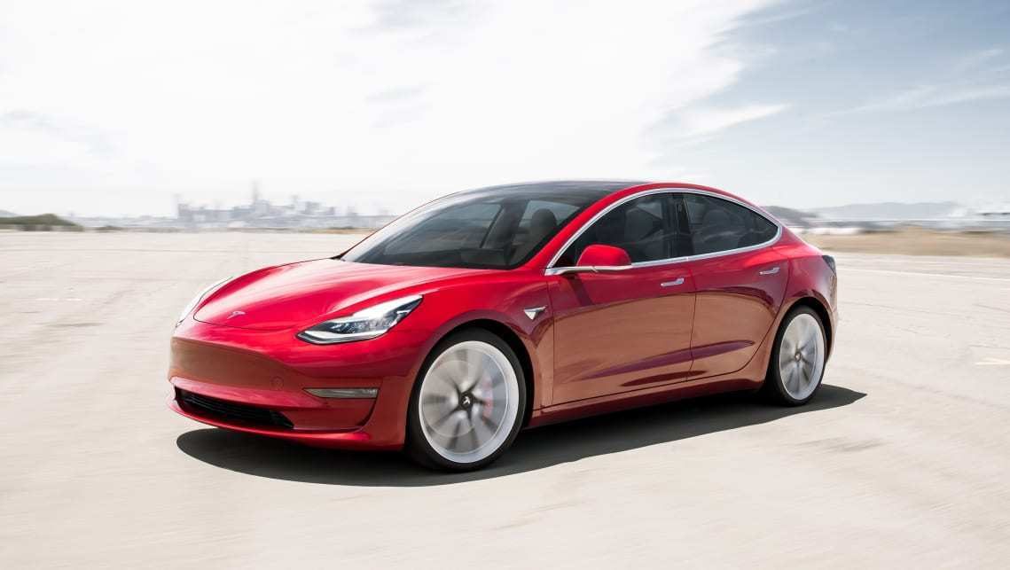 75 The 2019 Tesla 3 New Model And Performance