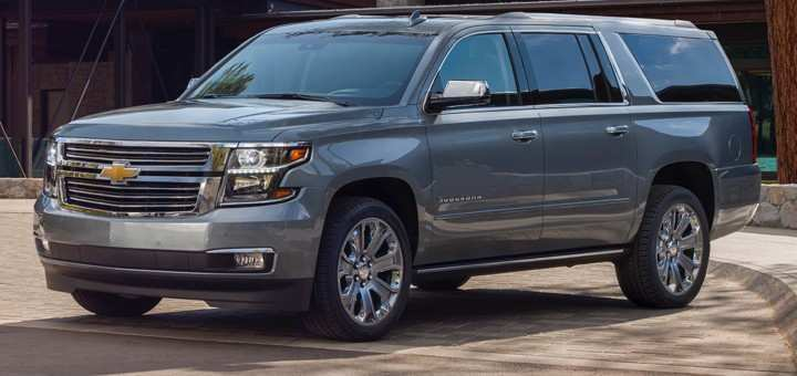 75 The 2020 Chevrolet Suburban Redesign History