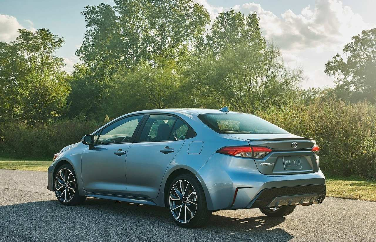 75 The 2020 Toyota Auris Picture