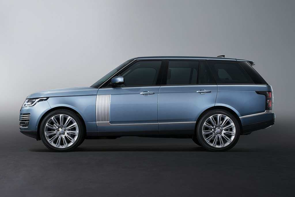 75 The Best Land Rover Range Rover Vogue 2019 History