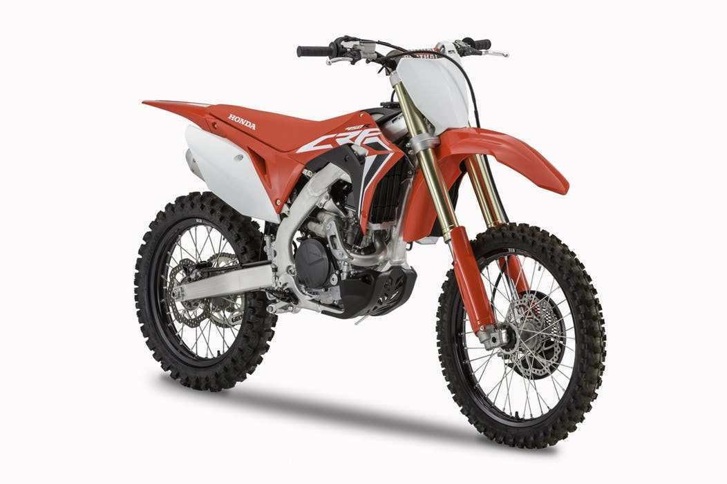 75 The Honda Dirt Bikes 2020 Interior