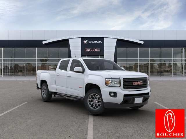 76 A 2019 Gmc Canyon All Terrain Redesign