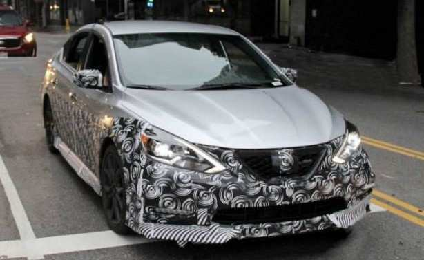 76 A Nissan Sentra Redesign 2020 Redesign And Concept