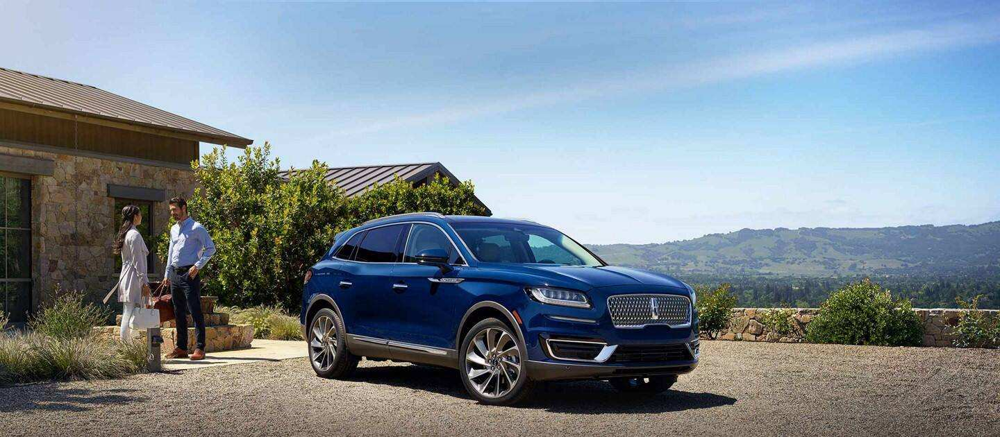 76 All New 2019 Ford Nautilus Pictures