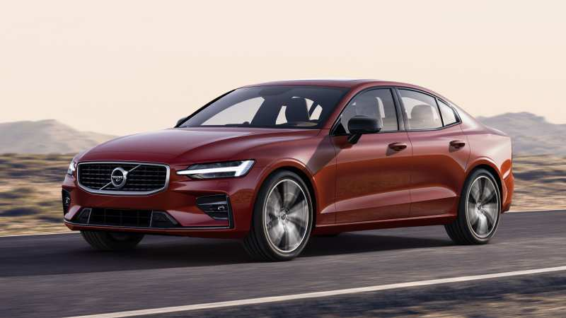 76 All New 2019 Volvo S60 Redesign History