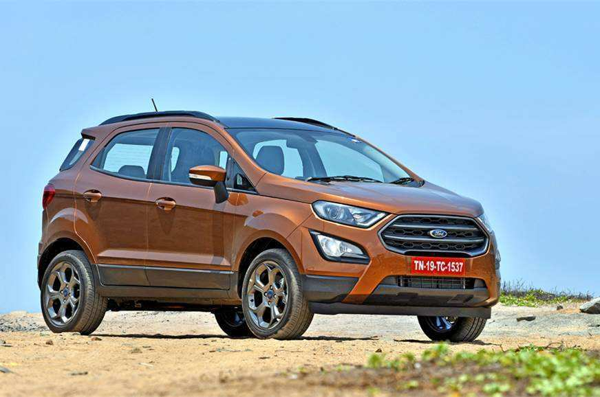 76 All New 2020 Ford Ecosport Performance