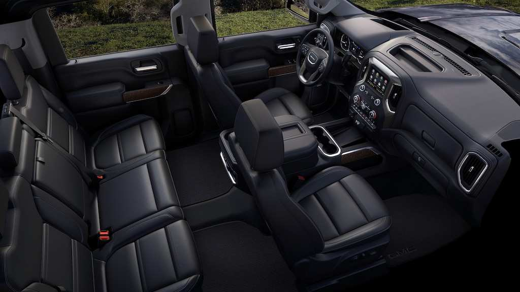 76 All New 2020 Gmc Sierra Interior Redesign and Review