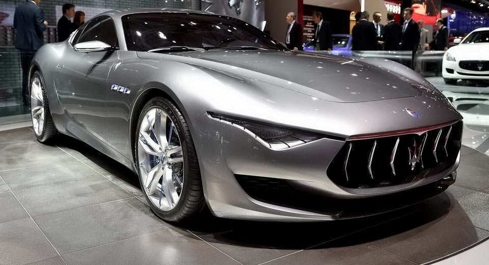 76 All New Maserati Electric 2020 Price Design And Review