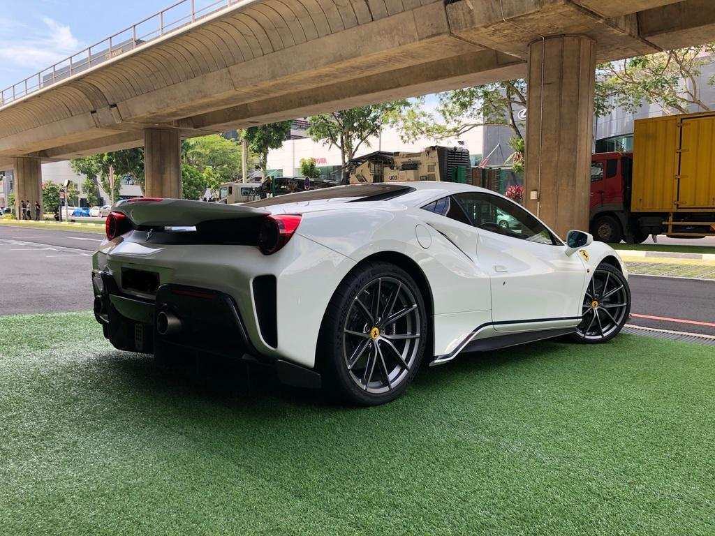 76 New 2019 Ferrari 488 Pista 2 Price And Release Date