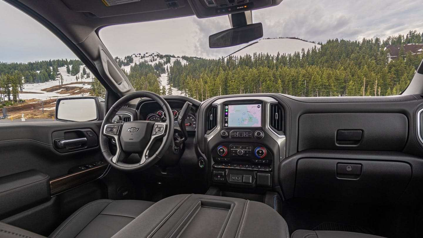 76 New 2020 Gmc Sierra Interior Review