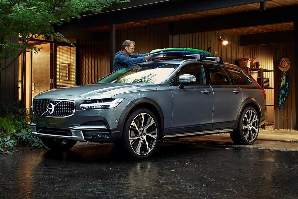 76 New Volvo V90 Cross Country 2020 Performance And New Engine