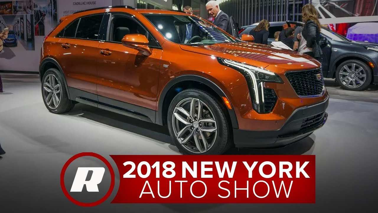 76 The 2019 Cadillac St4 Performance