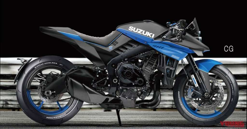 76 The 2019 Suzuki Motorcycle Models Review