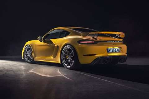 76 The 2020 Porsche 718 Cayman Redesign