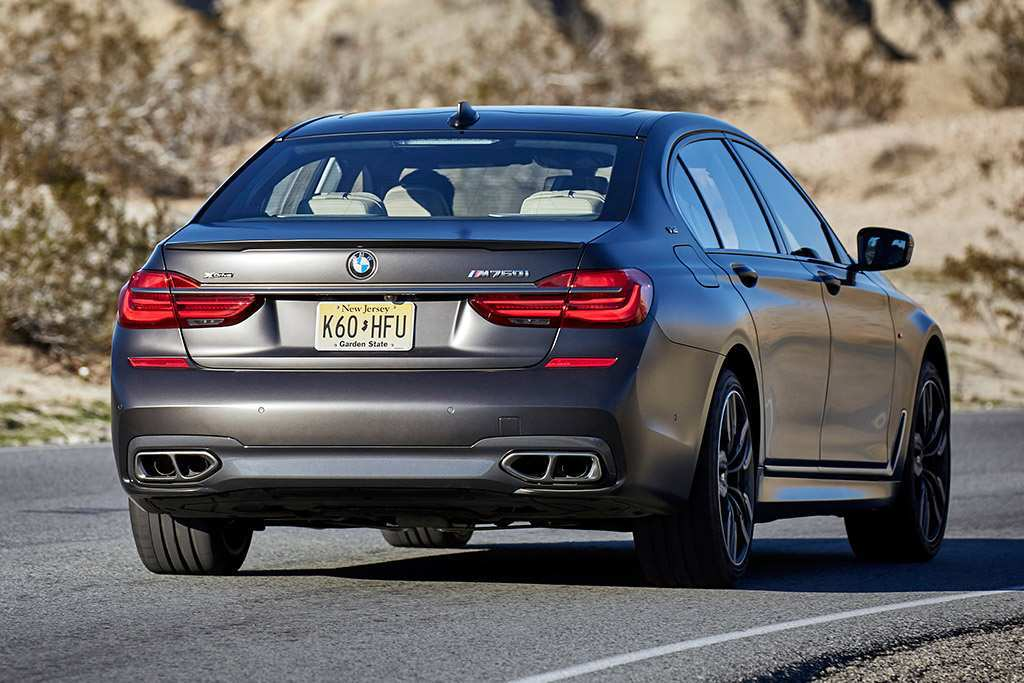 76 The Best 2019 Bmw 7 Series Configurations Exterior