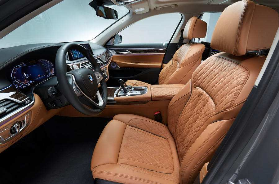 76 The Best 2019 Bmw 7 Series Configurations New Concept