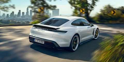 76 The Best 2020 Porsche Electric Car Research New