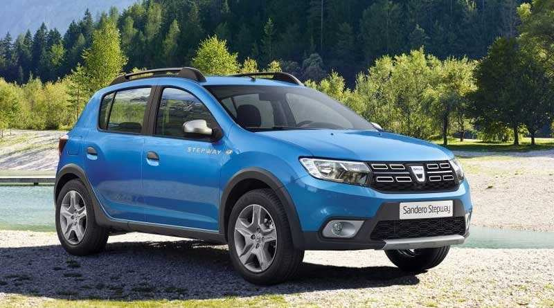 76 The Dacia Sandero 2019 Configurations