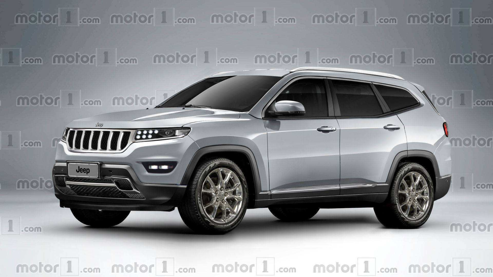 76 The Jeep New Suv 2020 Model