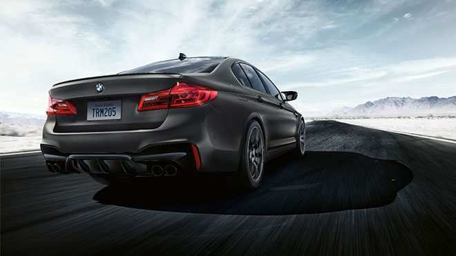 77 A 2020 Bmw M5 Edition 35 Years Specs