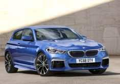Bmw New 1 Series 2020
