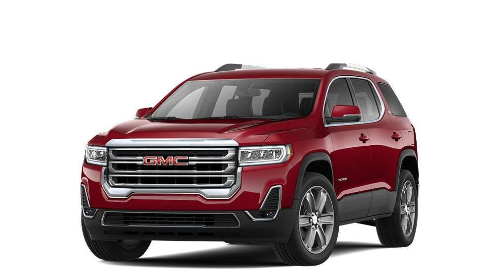 77 A New Gmc Acadia 2020 Photos