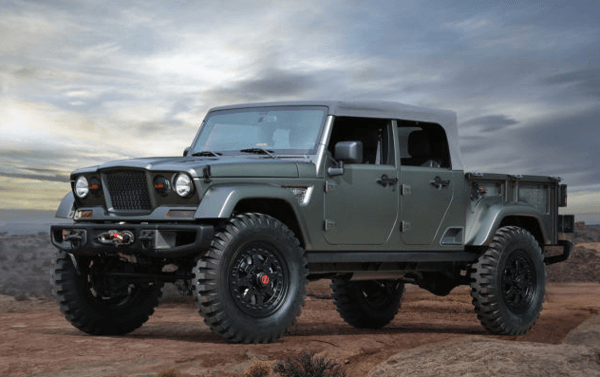 77 All New 2019 Jeep Gladiator Price Price Design And Review