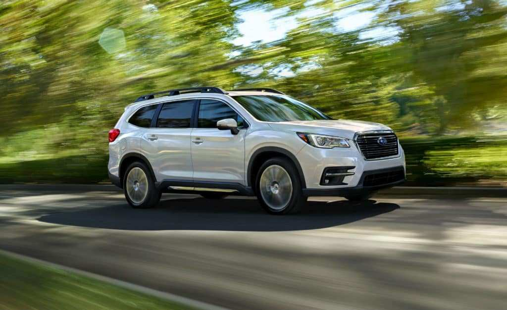 77 All New 2019 Subaru Ascent Release Date New Review
