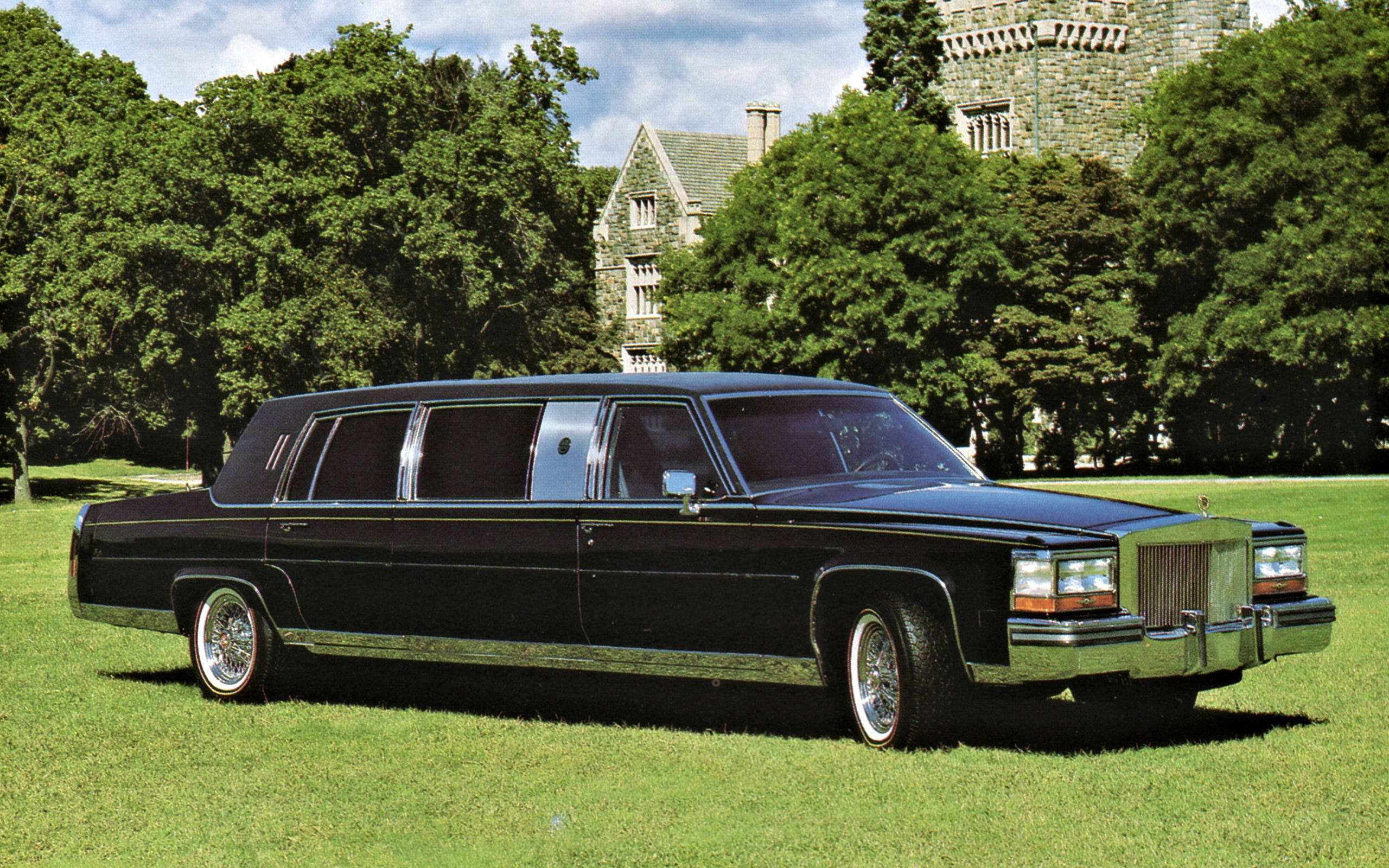 77 All New 2020 Cadillac Limo New Concept