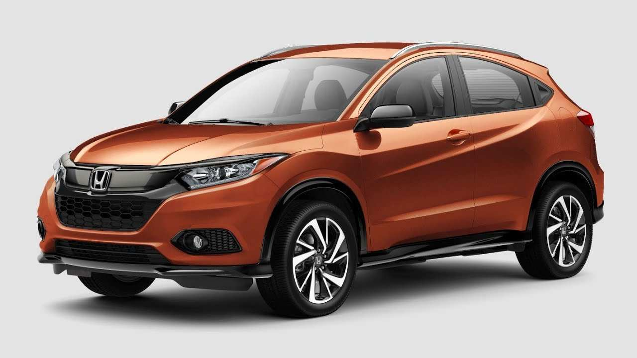 77 Best 2019 Honda Vezel Pictures