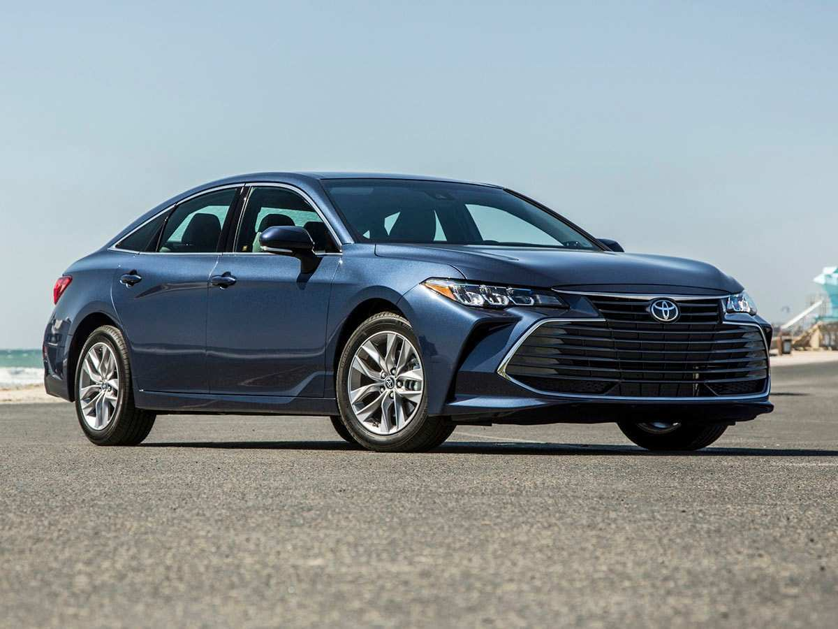77 Best 2019 Toyota Avalon Release Date