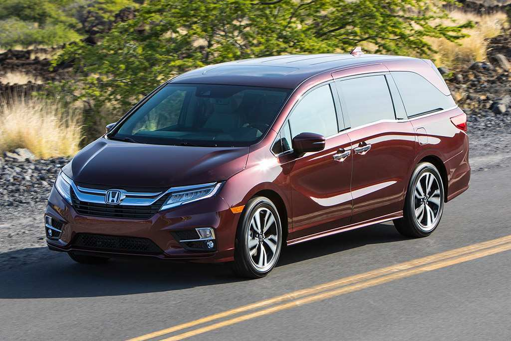 77 Best Honda Odyssey 2019 Australia Specs And Review