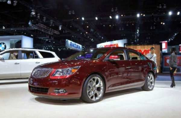 77 New 2020 Buick Lacrosse Refresh Concept And Review