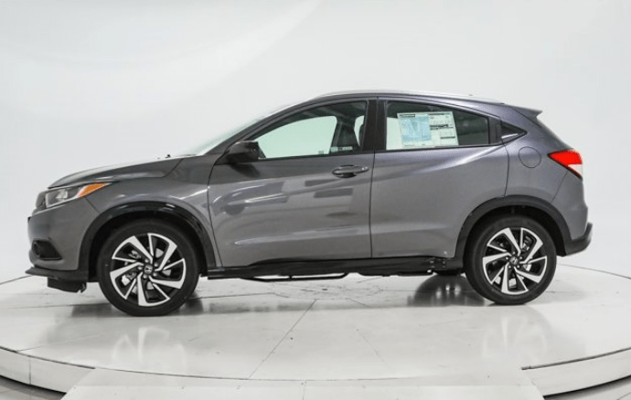 77 New 2020 Honda Vezel Price And Release Date