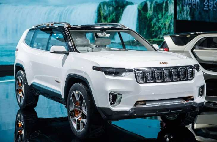 77 New 2020 Jeep Grand Cherokee Spy Photos Redesign And Concept