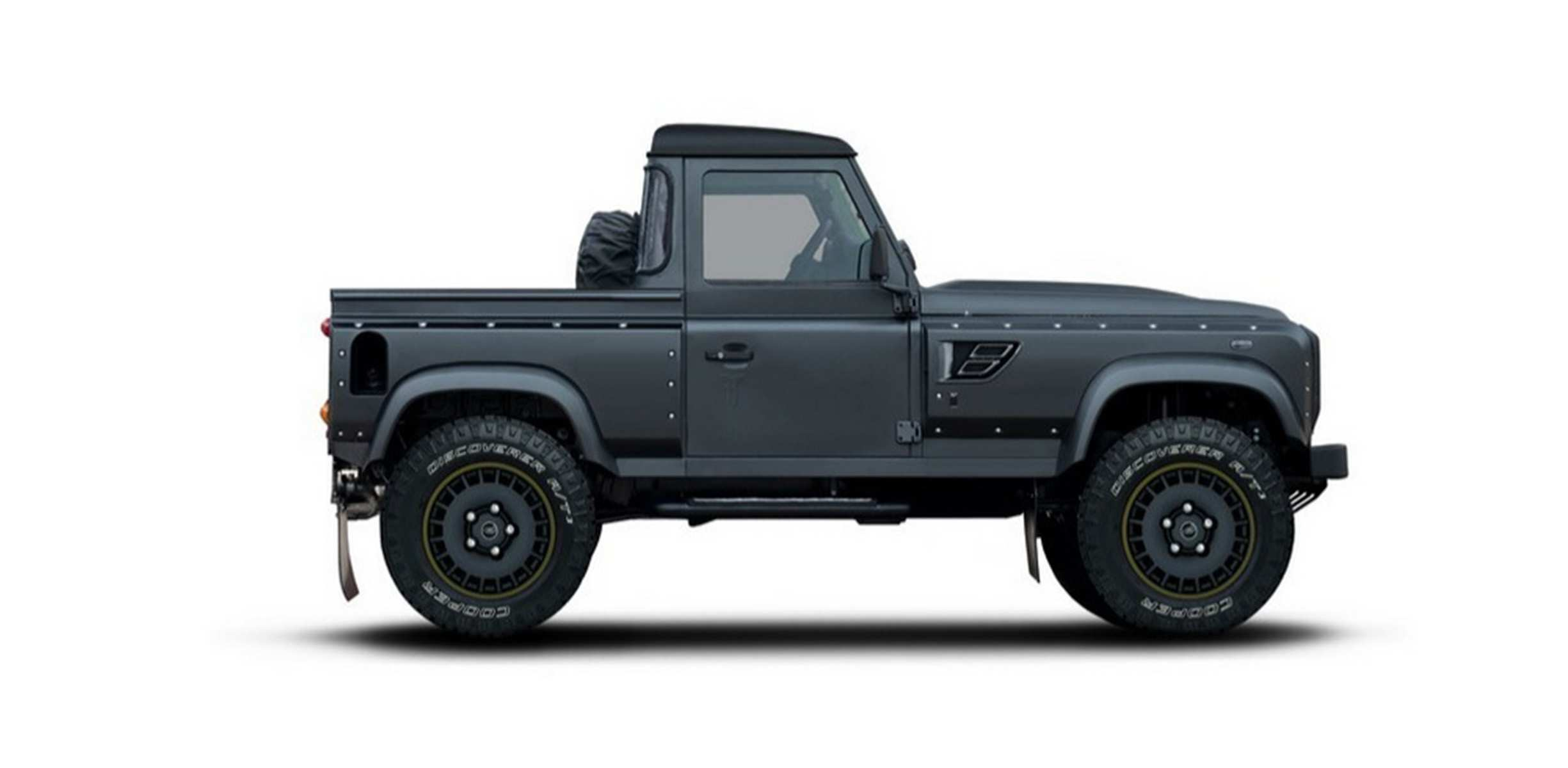 77 The 2019 Land Rover Defender Ute Rumors