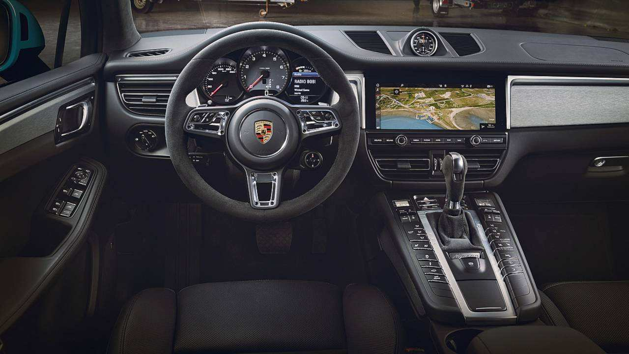 77 The 2019 Porsche Macan Interior Release Date