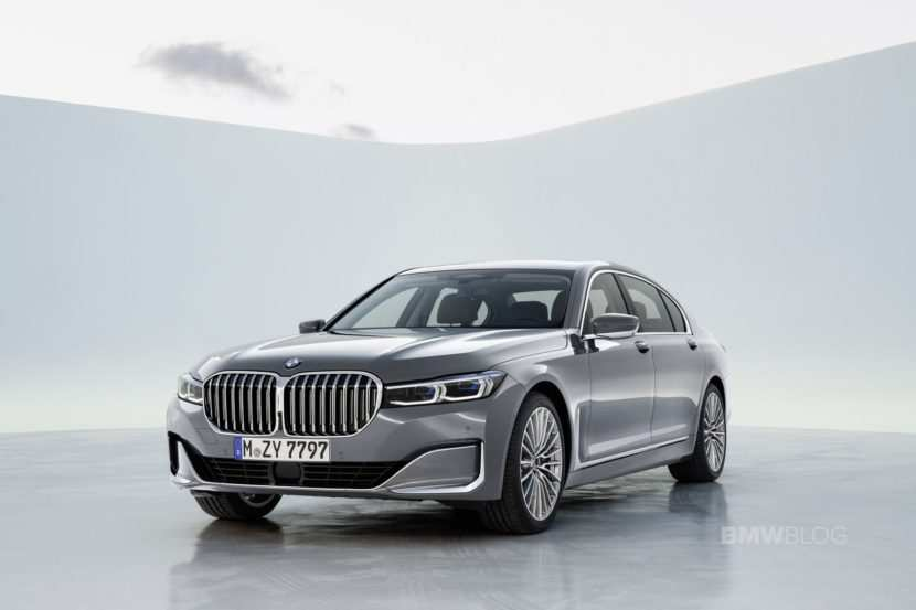 77 The Best 2019 Bmw B7 Spy Shoot