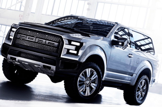 77 The Best 2019 Ford Bronco 4 Door Pictures