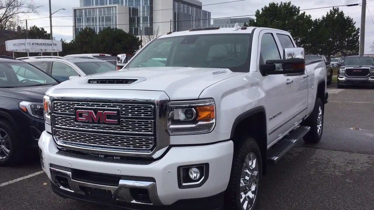 77 The Best 2019 Gmc 2500 Sierra Denali Reviews