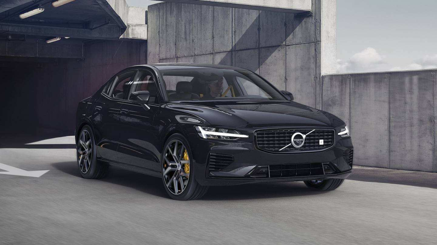 77 The Best 2019 Volvo S60 Redesign Wallpaper