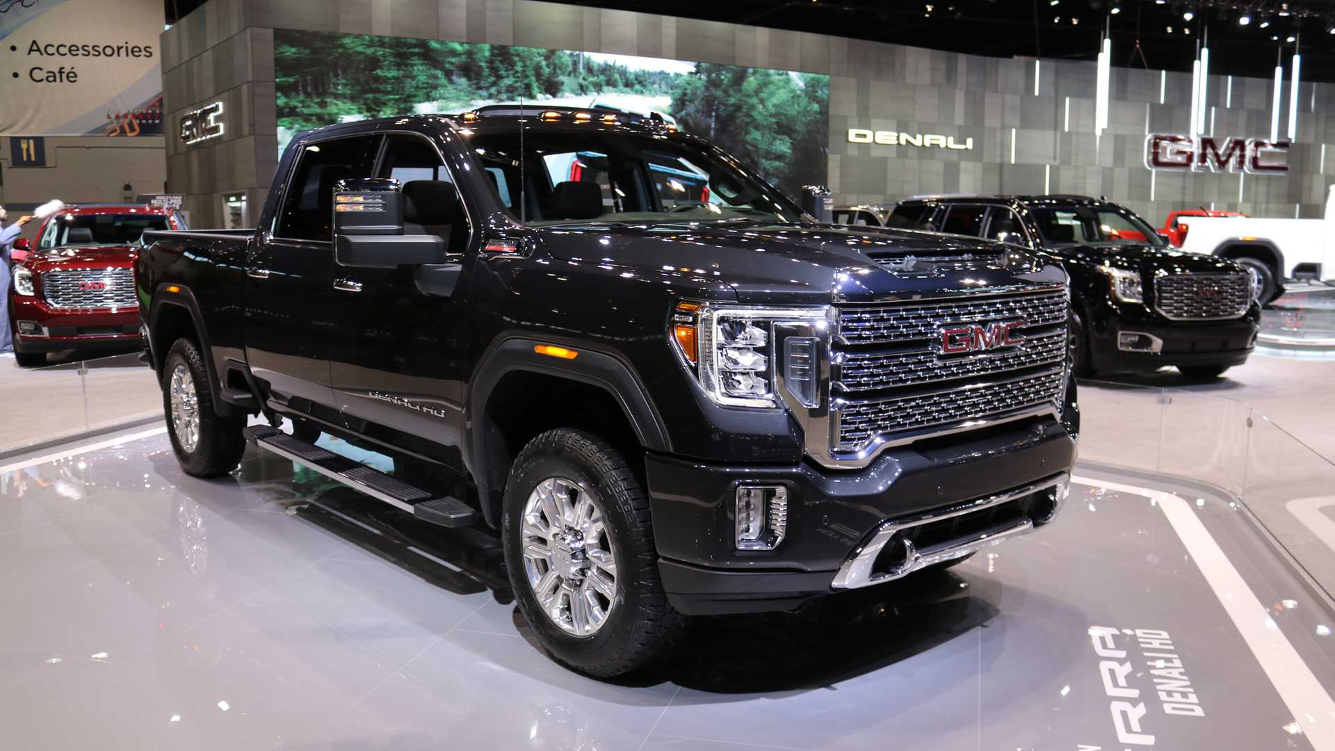 77 The Best 2020 Gmc Hd Pickup Redesign And Concept