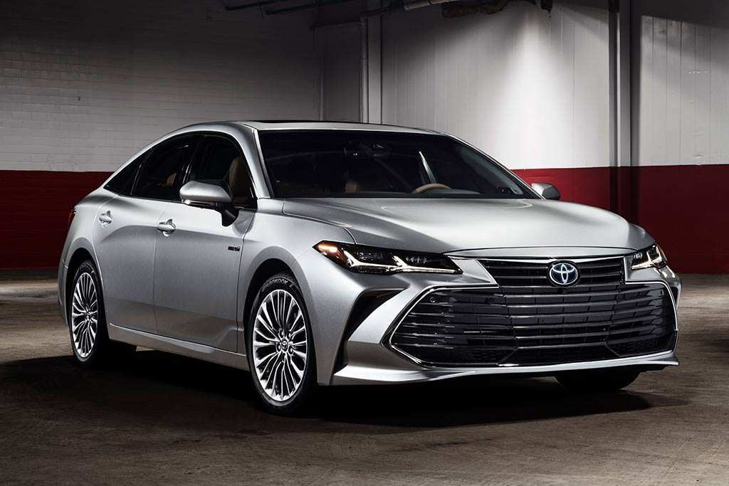77 The Best 2020 Toyota Avalon Redesign First Drive